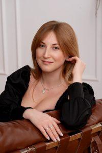 Meet Olga, photo of beautiful Ukrainian woman