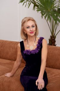Meet Angéla, photo of beautiful mature Ukrainian woman