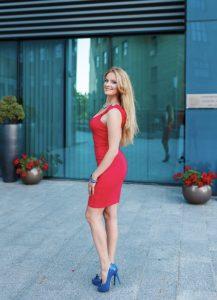Rencontre avec Alyona, photo de belle femme ukrainienne