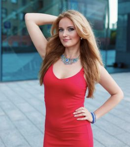 Rencontre avec Lilya, photo de jolie fille ukrainienne