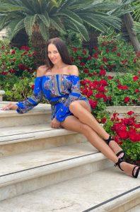 Meet Iryna, photo of beautiful mature Russian woman