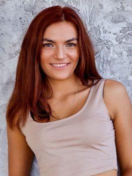 Rencontre avec Anastasia, photo de belle femme ukrainienne