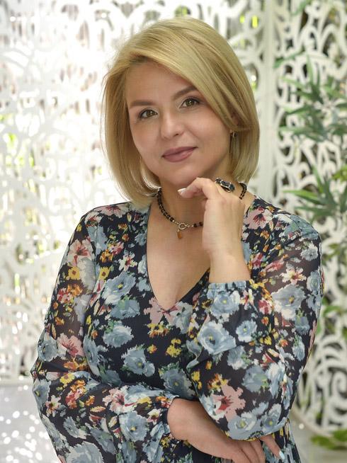 Tatiana   Femme ukrainienne   agence matrimoniale   Au Cœur de l'Est