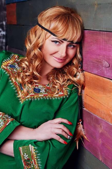 Lina   Femme ukrainienne   agence matrimoniale   Au Cœur de l'Est