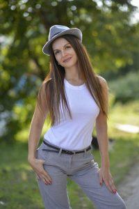 Rencontre avec Svetlana, photo de belle femme ukrainienne