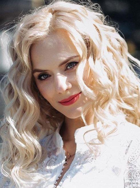 Ludmila   Femme ukrainienne   agence matrimoniale   Au Cœur de l'Est